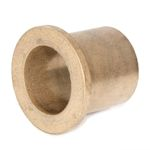 Oil Filled Sintered Bronze Bushes - Flanged