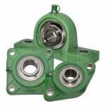 Corrosion Resistant Housed Bearings