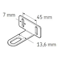 LAPC13 Mounting Bracket for SKF System 24 Lubricators