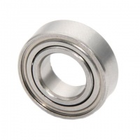 MR128ZZ Miniature Bearing 8x12x3.5 Shielded