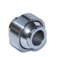 ABYT10 NMB 5/8'' Spherical Bearing High Misalignment Stainless Steel/PTFE - Chamfer Type