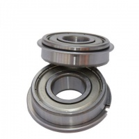 6205-2Z-NR SKF (6205ZZNR) Deep Grooved Ball Bearing with Snap Ring Groove 25x52x15 Metal Shields