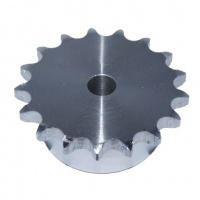 3SR18 Sprocket - Pilot Bore 3/8'' Pitch Simplex 18 Teeth