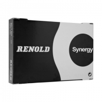 12B1X10FT (12B-1) 3/4'' Pitch Simplex Renold Synergy Roller Chain - 10ft Box