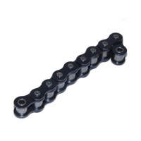 100H-1X5M 1-1/4'' Pitch Heavy Duty American Standard Simplex Roller Chain - 5mtr Box
