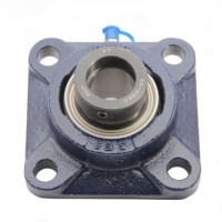 TSF40DEC RHP Triple Seal 4 Bolt Flange Housed Bearing Unit - 40mm Shaft