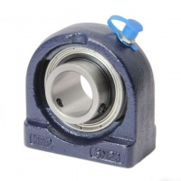 SNP40EC RHP Short Base Pillow Block Housed Bearing Unit - 40mm Shaft
