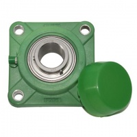 TP-SUCF203 17mm Thermoplastic Flange Bearing Unit - LDK