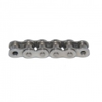 40-1SSX5M 1/2'' Pitch Simplex Stainless Steel Roller Chain - 5mtr Box