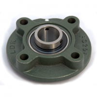 UCFC204 20mm Flange Cartridge Bearing Unit - LDK