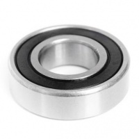 MJ1-2RS (RMS8-2RS) Imperial Deep Grooved Ball Bearing Rubber Seals Budget 25.40x63.50x19.05 (1x2-1/2x3/4)