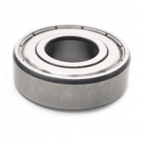 S6302-ZZ Stainless Steel Deep Grooved Ball Bearing with Metal Shields 15x42x13