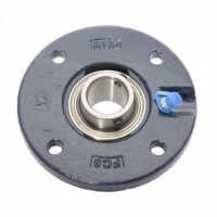 FC25A RHP Flange Cartridge Housed Bearing Unit - 25mm Shaft