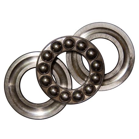 51208 Thrust Bearing 40x68x19 Thrust Ball Bearings Rolling