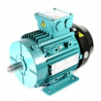 0.18KW-GD63-2-B3-IE2 0.18kw (0.25hp) 2 pole foot mounted IE2 3 phase motor