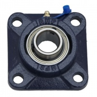MSF2-7/16 RHP 4 Bolt Flange Housed Bearing Unit - 2-7/16'' Shaft
