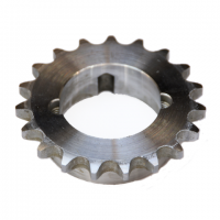 81-13 Sprocket - 1'' Pitch Simplex 13 Teeth - Taper Bush Ref 1615