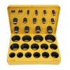 O-Ring Kit - Metric 30 popular sizes totalling 404 orings in 70 shore nitrile