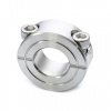 LCM-10-SS Stainless Steel Double Split Shaft Collar 10mm (10x24x9)