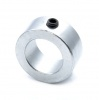 LC-1.1/2 Shaft Collar 1-1/2'' Zinc Plated Steel (1-1/2''x2-1/4''x1'') - Single Grub Screw