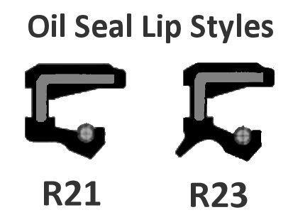 Oil Seal Lip Designs