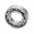 SR2-5 EZO Stainless Steel Miniature Bearing 1/8'' x 5/16'' x 0.1094'' Open