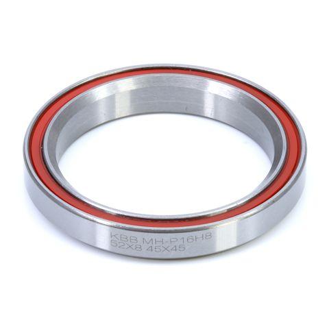 1PC NO-LOGO Durable Bearing SC-MH-P16H8 Stainless Bearing 40x52x8mm 45//45 ABEC-3 1-1//2 Inch Bicycle Hub Front Rear Hubs Wheel Ceramic Ball Bearings